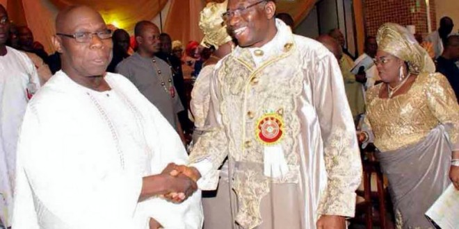 EXCLUSIVE: Days after attending Jonathan's niece's wedding, Obasanjo insists President has failed Nigeria
