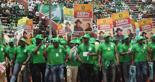 Presidency, PDP Plot Nationwide Protests To Force Election Postponement