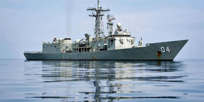 Nigerian Navy takes delivery of new warship donated by United States