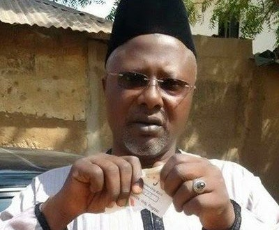 Another PDP member tears party's membership card in public