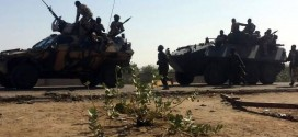 Nigeria Army in Action