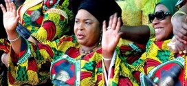 Patience Jonathan visits families of Bayelsa politicians who perished in auto crash