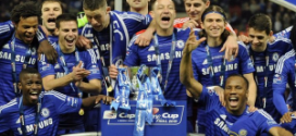 Chelsea win Premier League title after 1-0 victory over Crystal Palace at Stamford Bridge