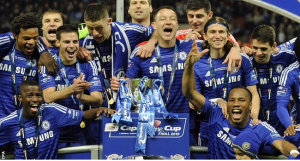 Chelsea set to win Premier League Title
