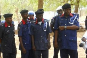 Drama As SSS, NSCDC Officials Engaged in Fisticuffs