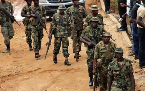 FG floods states with soldiers as IG redeploys DIGs, CPs