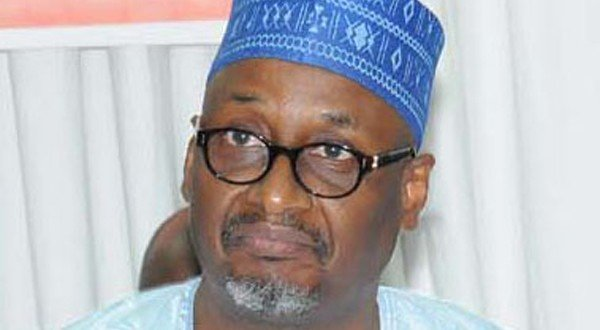 Adamu Mu'azu, PDP National Chairman