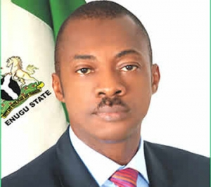 Governor Chime of Enugu State