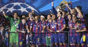 Barcelona Beat Juventus To Win 5th Champions League Title