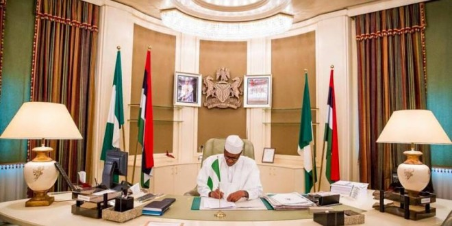 PRESIDENT MUHAMMADU BUHARI EASTER MESSAGE TO THE NATION