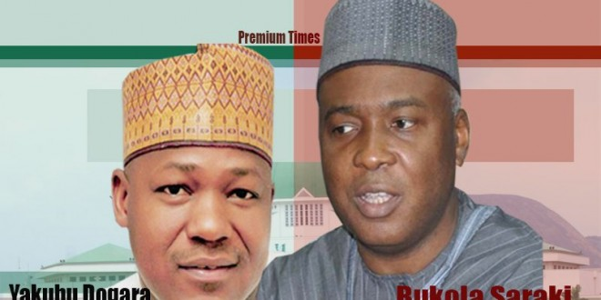 APC rejects election of Saraki, Dogara as Senate President, House Speaker
