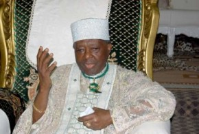 Ooni Of Ife, Oba Sijuwade's Body Arrives Palace From London