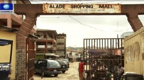 Alade Market Traders Protest Relocation Plan by Lagos govt