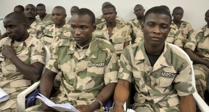 Army Reviews Death Sentence For 66 Soldiers To Jail Terms