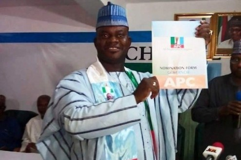 More Trouble for Kogi Gov. Yahaya Bello as INEC formally accuses him of double voter reg