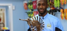 Yaya Toure Wins BBC African Footballer Of The Year 2015