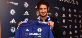 Chelsea unveils new signing, Alexandre Pato