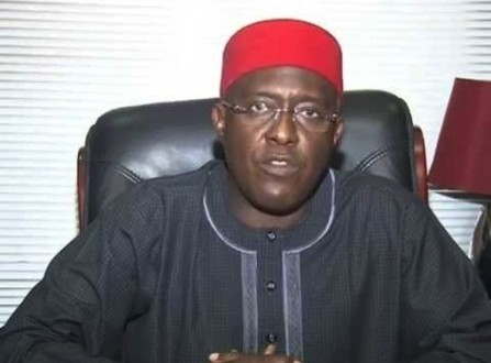 Metuh to remain in detention – EFCC