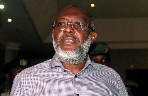 Metuh: Court varies bail condition