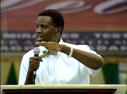 Nigeria suspends law that caused exit of Adeboye as RCCG national leader