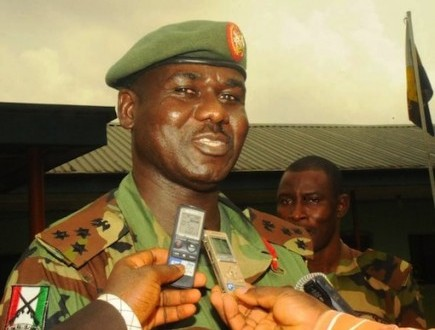 Army Chief Warns Soldiers To Avoid Politicians