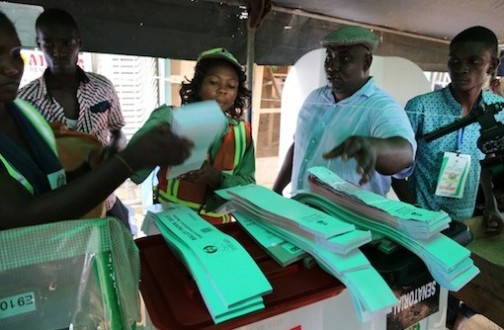 INEC receives materials for Plateau bye-election