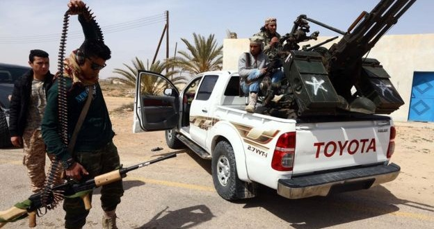 Top IS commanders 'taking refuge' in Libya