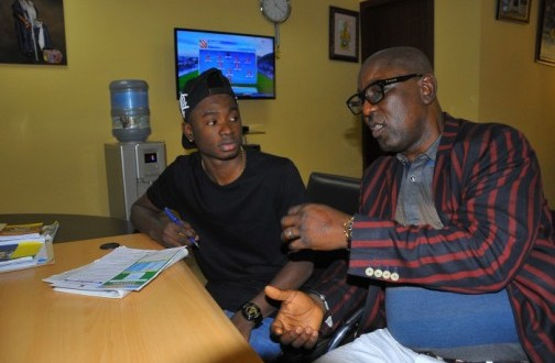 Lil Kesh ready for Access Bank Lagos City Marathon