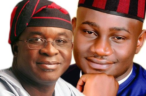David Mark and Daniel Onjeh