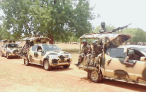 TERRORISM: Troops Kill 167 Boko Haram Insurgents, Rescues 350 Captives