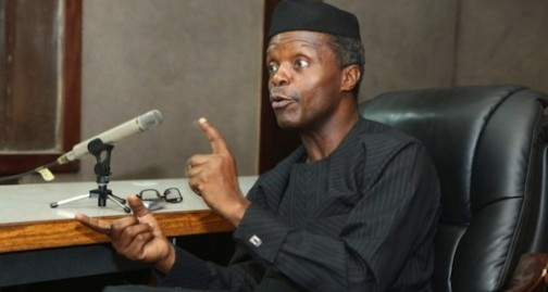 Osinbajo panel to submit report on Monday