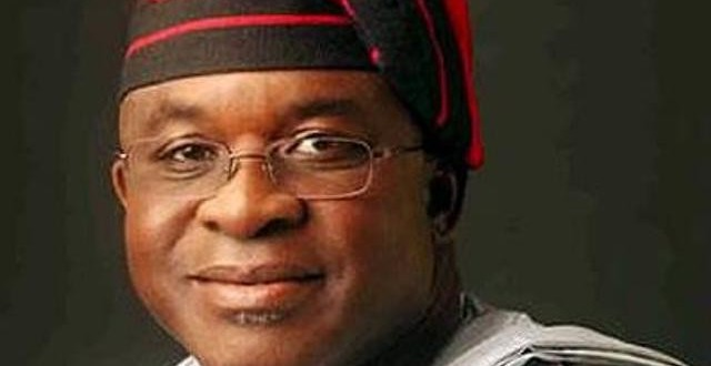 David Mark: EFCC uncovers 'strange' payment of N2.9b to 54 senators