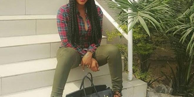DANIELLA OKEKE DAZZLES IN NEW PHOTO