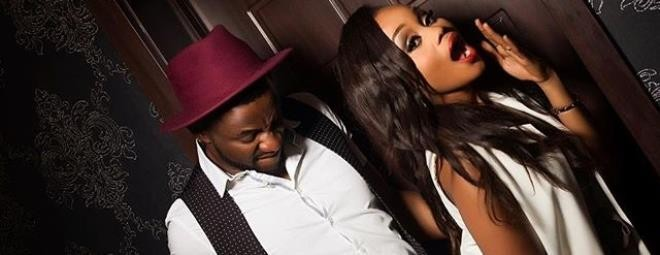FIRST PHOTO OF EBUKA OBI UCHENDU AND WIFE'S HONEYMOON