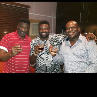 Tade Ogidan to Afolayan: You've done your dad proud