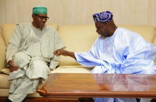 Obasanjo's place in history is assured – Buhari
