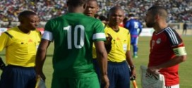Super Eagles out of AFCON 2017 After loosing to Egypt