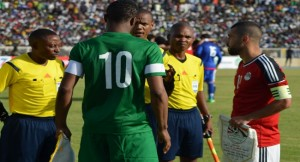 AFCON Qualifier: Super Eagles, Pharaohs Draw 1-1 In Kaduna