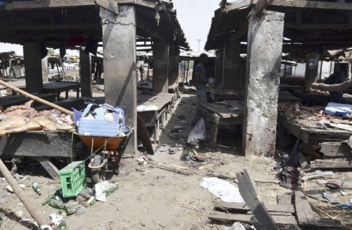 Cattle market 'financing' Boko Haram shut in Borno