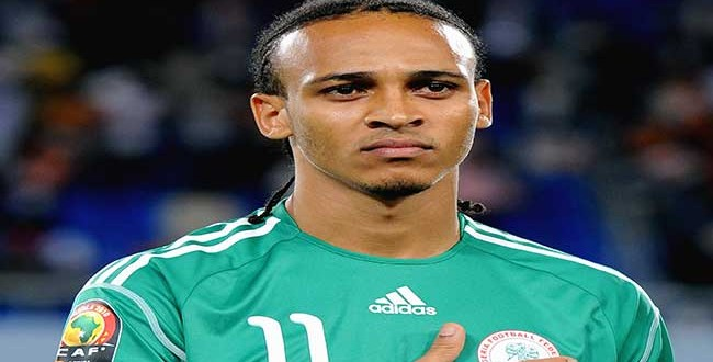 Nigerian Striker Osaze Odemwingie Signs For Bristol City