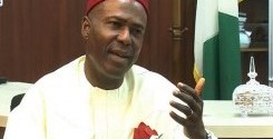 minister for scienec and tech Dr. Ogbonnaya Onu