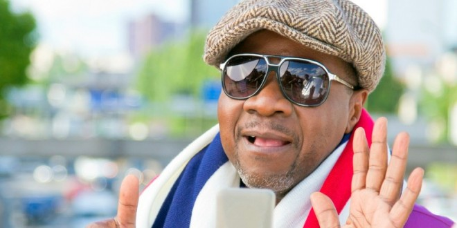 Papa Wemba, the Congolese music legend, slumps and dies on stage
