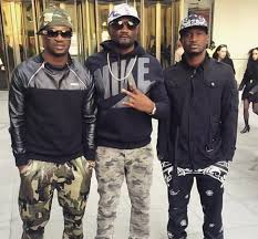 PSquare brothers reconcile after weeks of public drama