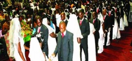 109 Couples wedded by Nassarawa Catholic Church