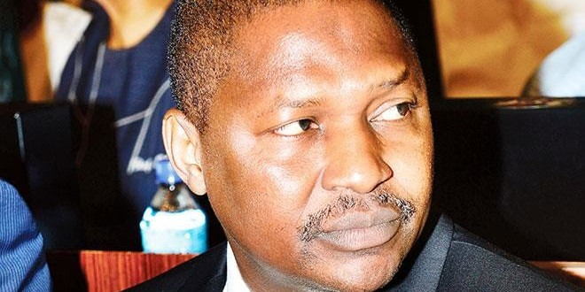 Attorney-General of the Federation, Abubakar Malami