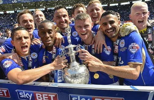 Leicester City Wins English Premier League