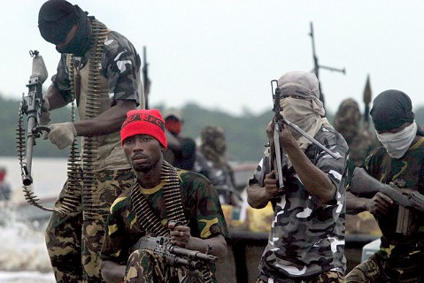 'Niger Delta Avengers' Says Ready For Ceasefire And Dialogue