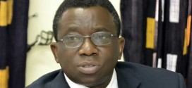 Minister of Health, Isaac Adewole