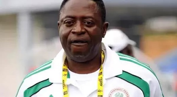 Amodu Shuaibu, former Super Eagles Coach