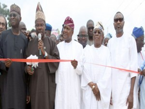 Dangote Begins Construction Of First Concrete Road